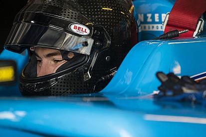 Positiva prueba de Siebert en un GP3