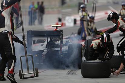 Мацушита завершил тесты GP2 с лучшим временем