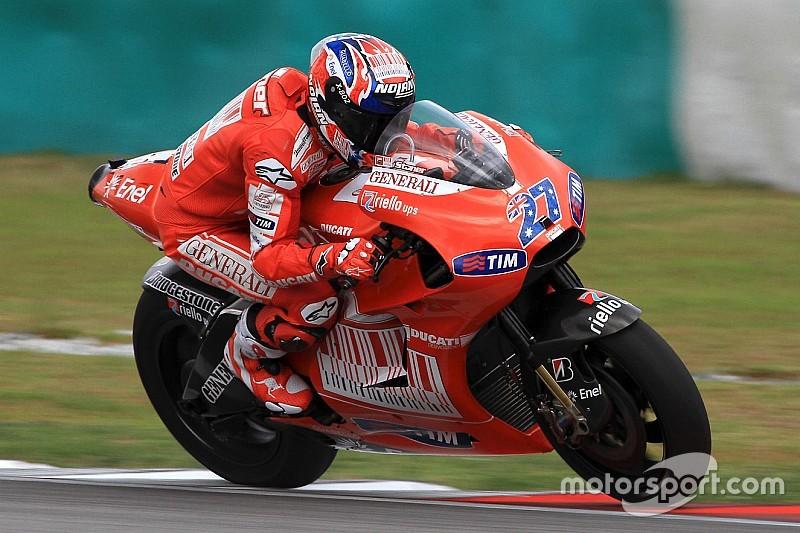 Stoner to make Ducati test return in January