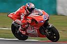 Stoner volta à pista pela Ducati em janeiro