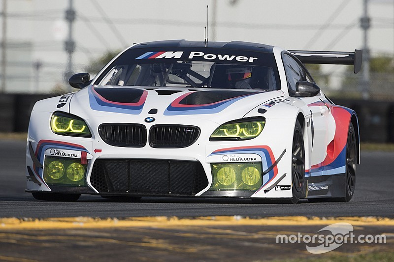 BMW confirms IMSA lineup for 2016