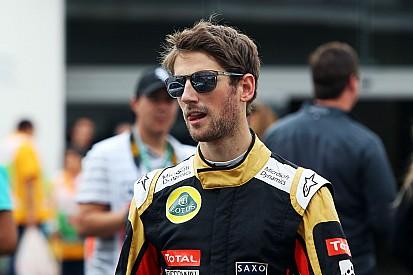 La préparation physique vue par Romain Grosjean