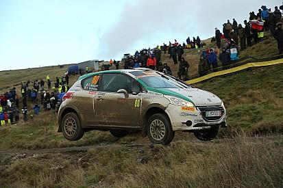 Fabio Andolfi vince il Supercorso Federale Rally 2015
