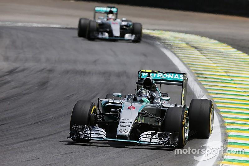 Análisis: ¿La temporada 2015 de Mercedes fue la más dominante de todas?