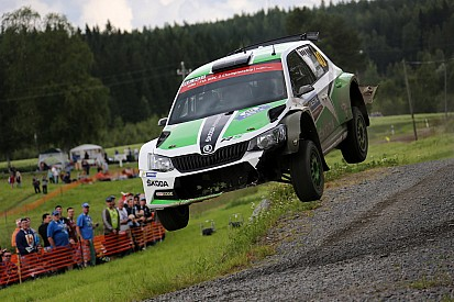 Pontus Tidemand se quedará en WRC 2