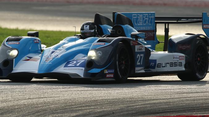Gommendy con Eurasia Motorsport nell'ELMS
