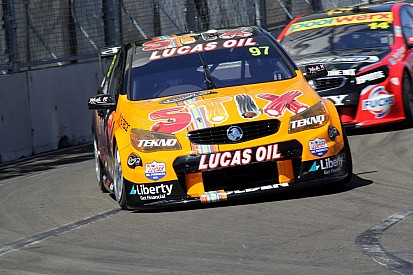 Sydney 500 V8s: Van Gisbergen takes provisional pole