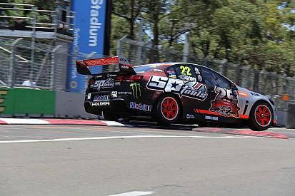 Sydney 500 V8s: Courtney storms to final pole of 2015