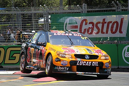Sydney 500 V8s: Van Gisbergen charges to Sunday victory