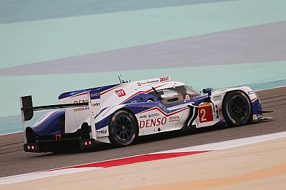 """Toyota """"reworked everything"""" for new LMP1 challenger"""