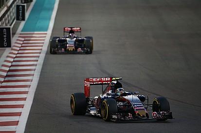 Para Tost, esta fue la mejor temporada de Toro Rosso