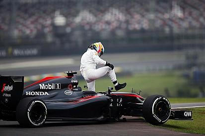 Moteurs - 320 places de pénalité pour McLaren-Honda en 2015