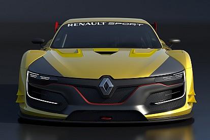 La Renault RS01 défiera les GT3 en 2016