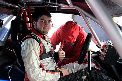 Василий Грязин вернулся в гонки