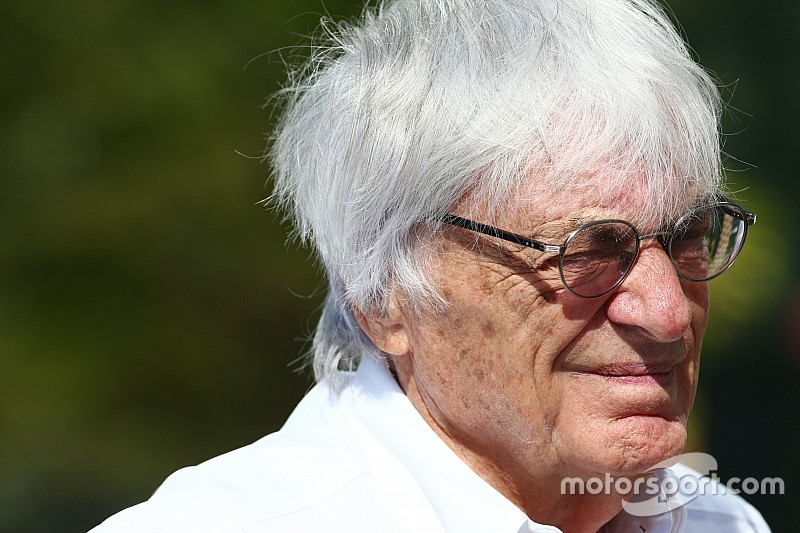"F1 will be ""destroyed"" without independent engine - Ecclestone"