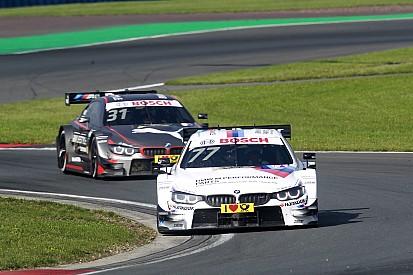 """BMW in der DTM: """"Auf Fahrerseite am Optimum unterwegs"""""""