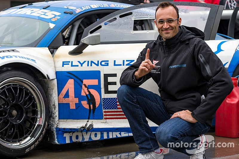 Flying Lizard Motorsports secure overall victory at USAF 25 Hours of Thunderhill
