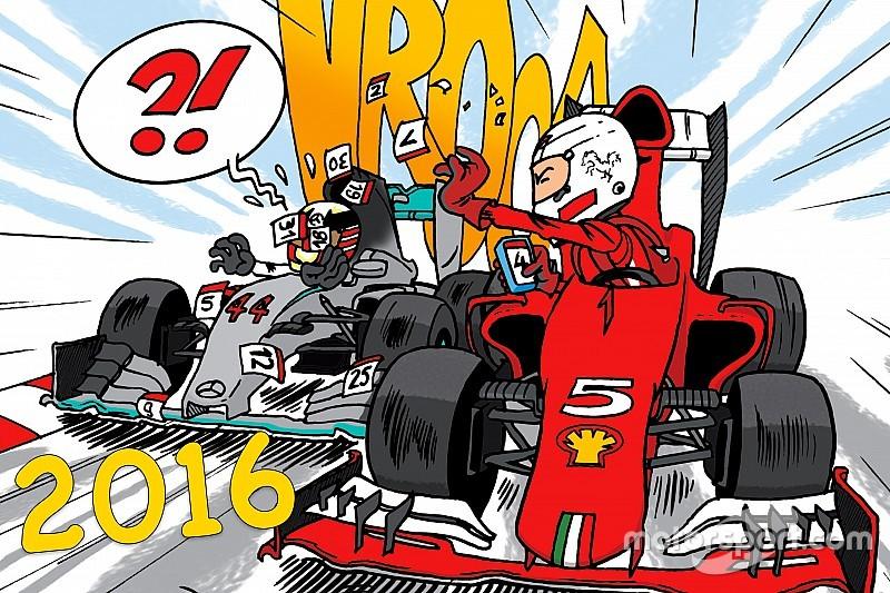 Le calendrier 2016 Cirebox Motorsport.com est disponible!