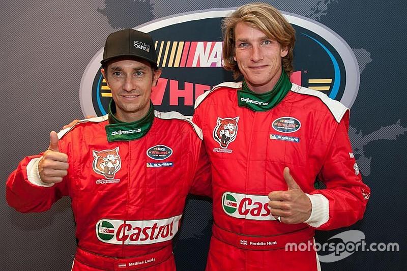 Hunt vs. Lauda 2.0: zonen strijden tegen elkaar in NASCAR