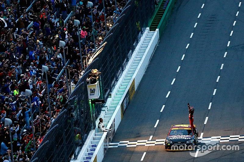 Fotostrecke: Die Top 10 der NASCAR 2015