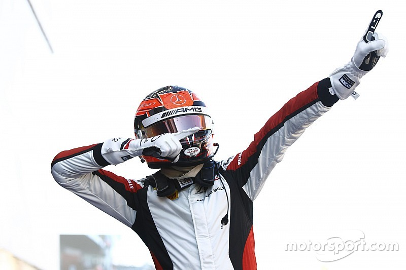 Esteban Ocon en DTM ou en GP2 pour 2016?