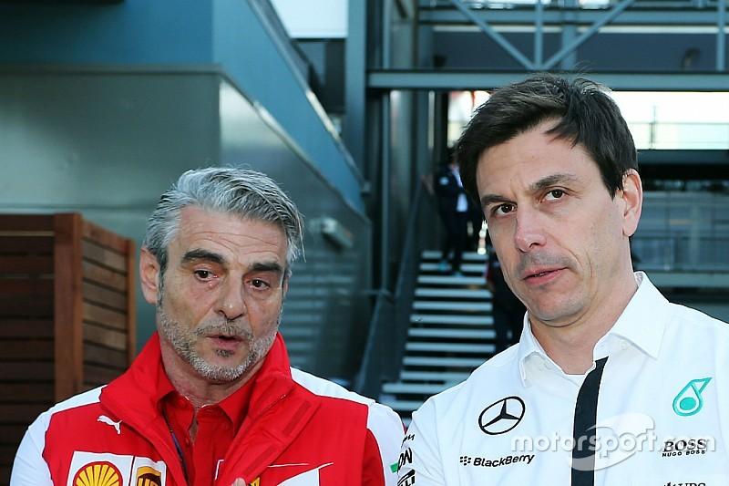 Mercedes-Ferrari: dal patto di ferro alla guerra fredda?