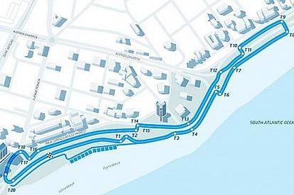 In Uruguay tre chicane più sicure e… pro-sorpassi!