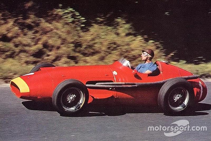 DNA test confirms Espinoza as Fangio's son