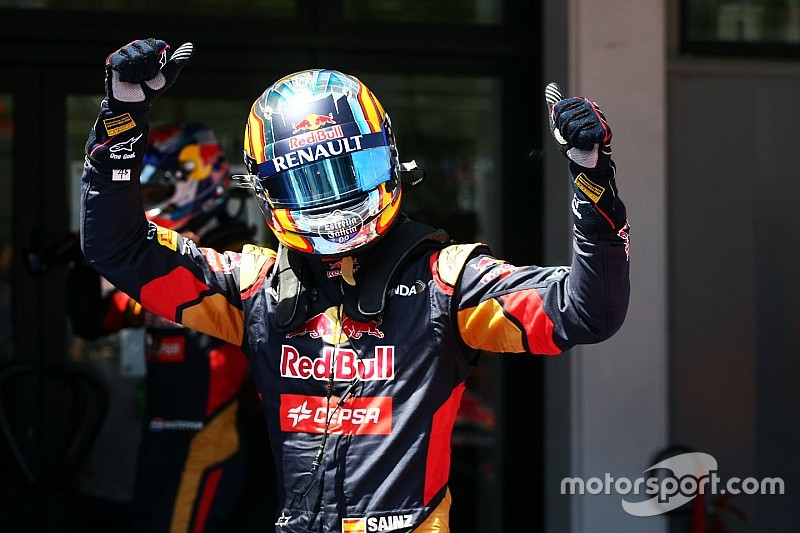 La saison 2015 de Carlos Sainz en 50 photos