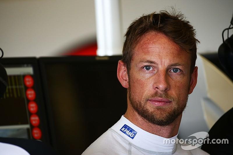 Button revela que pensou em deixar F1 após 2015 ruim