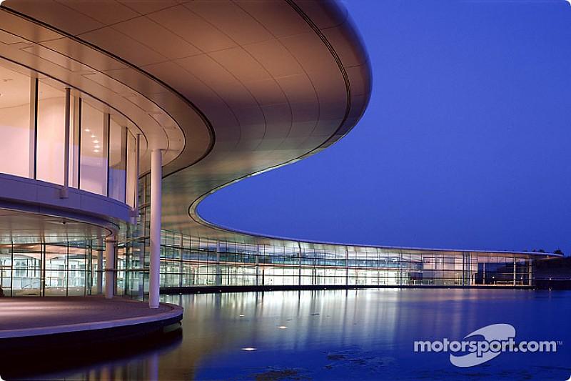 McLaren Technology Centre – La F1 comme à la NASA…