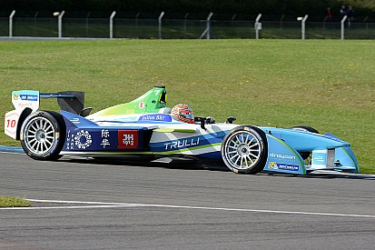 Trulli set to exit Formula E, Jaguar tipped for season three entry
