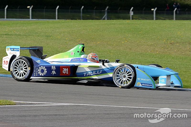 Trulli set to exit Formula E, Jaguar tipped for season three entry
