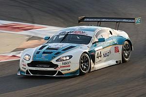 其他耐力赛 排位赛报告 欧曼车队阿斯顿马丁Vantage V12 GT3拿下海湾12小时杆位