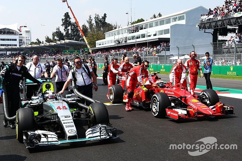 Ecclestone: Mercedes y Ferrari podrían destruir la Fórmula Uno