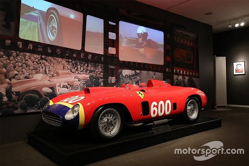 Fangio-Ferrari für 28 Millionen Dollar verkauft