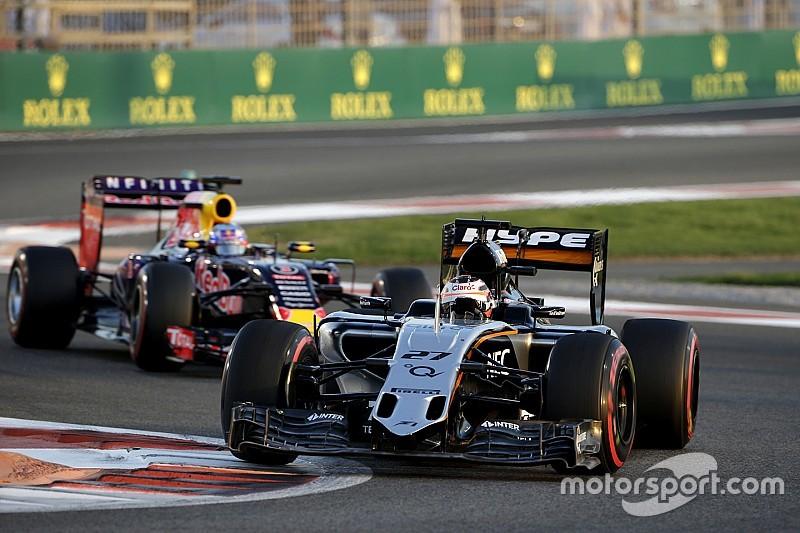Analyse: Had Force India Red Bull kunnen verslaan?
