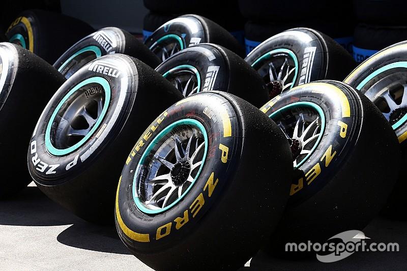 Pirelli annonce ses choix pour le GP d'Australie
