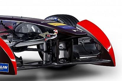 DS Virgin Racing in... livrea natalizia in Uruguay