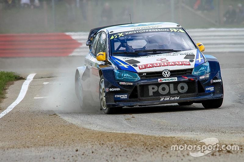 Neues Volkswagen-Team für Rallycross-WM 2016