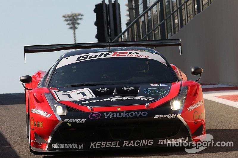 دايفيد ريغون يحقق الفوز لصالح كيسيل ريسينغ في سباق الخليج 12 ساعة