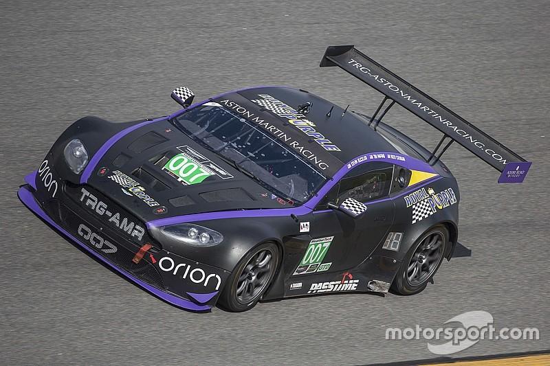 TRG-Aston Martin Racing confirma su participación en el campeonato IMSA
