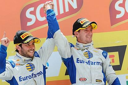 """Bom no """"portunhol"""", Girolami quer ser campeão na Stock Car"""