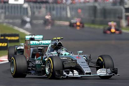 """Mercedes """"too far"""" ahead to be caught, warns Ricciardo"""