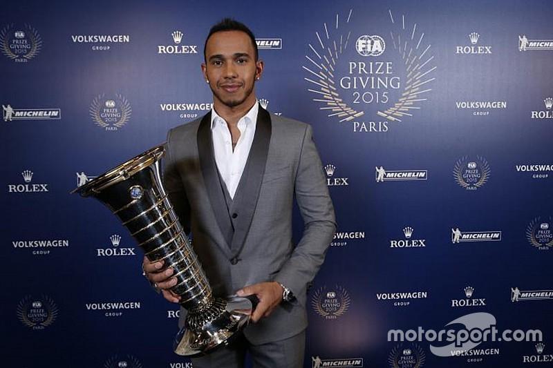 Hamilton encara queda no final como bom sinal para 2016