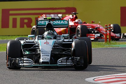 La saison 2015 de Nico Rosberg en 50 photos