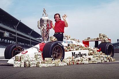 Fittipaldi/Unser Jr, duel mythique à Indianapolis en 1989
