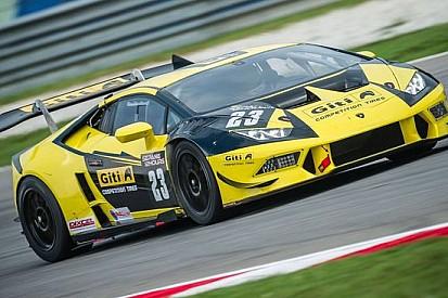 Sepang, alla Lamborghini Huracán la Classe GTC