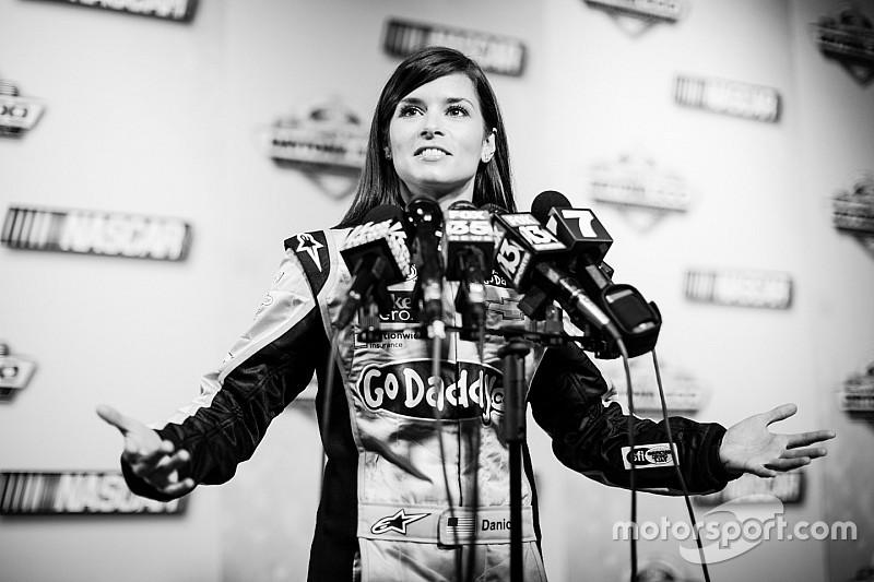 Galería de fotos: Danica Patrick, la mujer más rápida del mundo