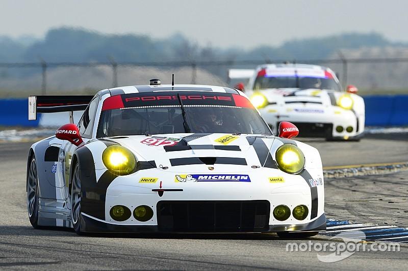 Porsche confirms 2016 IMSA driver lineup